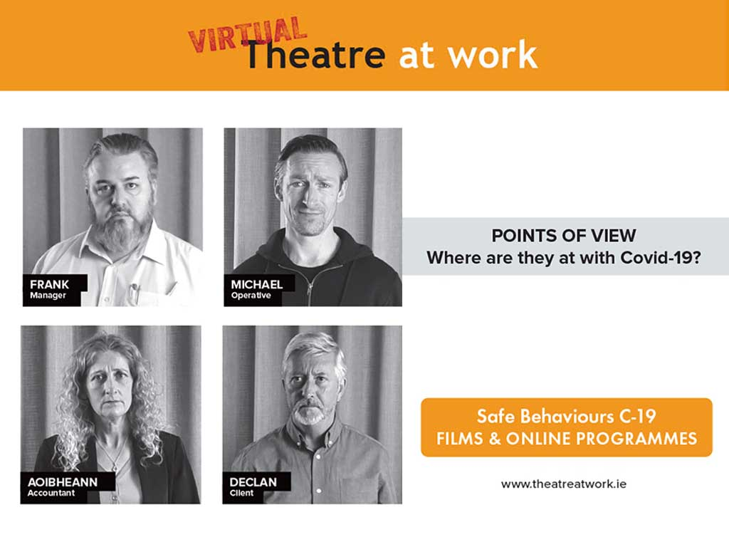 Virtual Theatre at Work